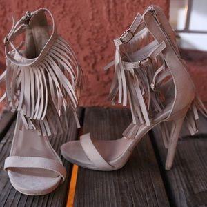 Shoes. Heels.